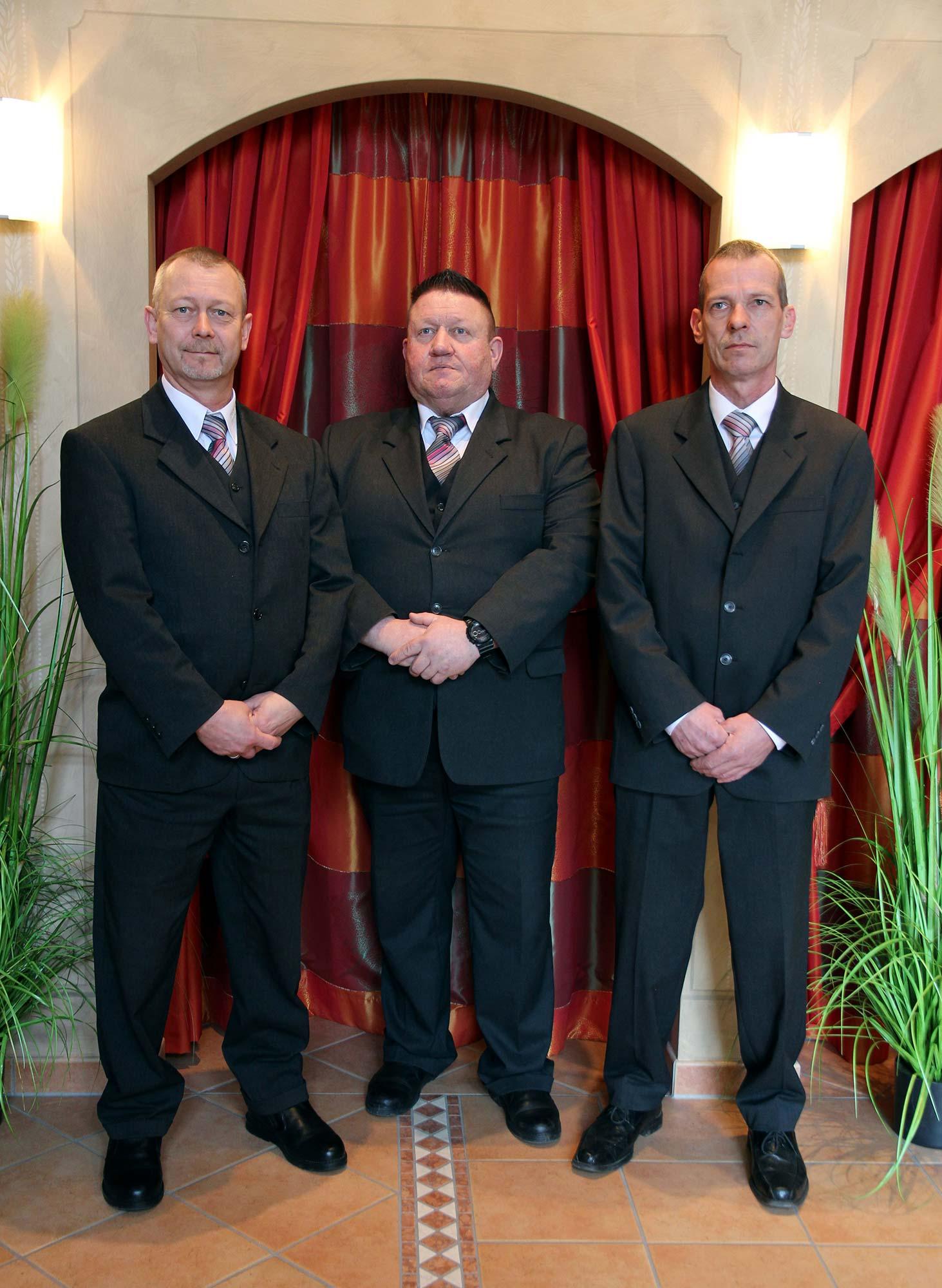 Das Team - Bestattungen Dannreuther